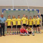 D-Jugend Handball